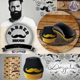 Dessata Barber - Beard Brush
