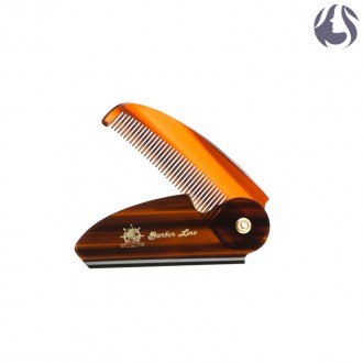 Barber Line - Mini Pettine Pieghevole