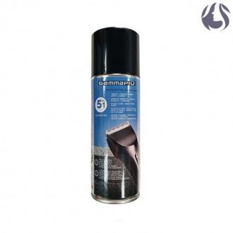Gamma Più - Spray Lubrificante per Tagliacapelli 200ml