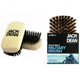 Jack Dean by Denman - Military Brush