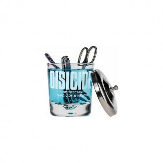 Disicide - Vaso in Vetro Bicchiere 160ml