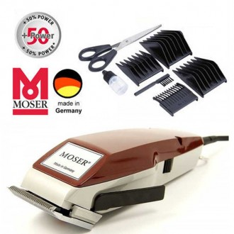 Moser - Type 1400 Accessories