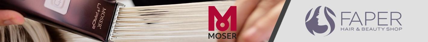 Moser Tagliacapelli Professionali Faper